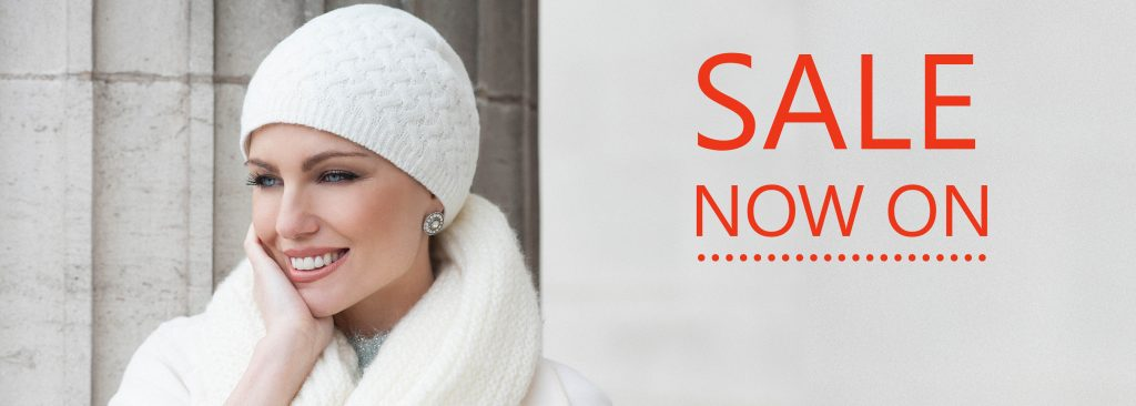 Masumi Headwear sale now on banner
