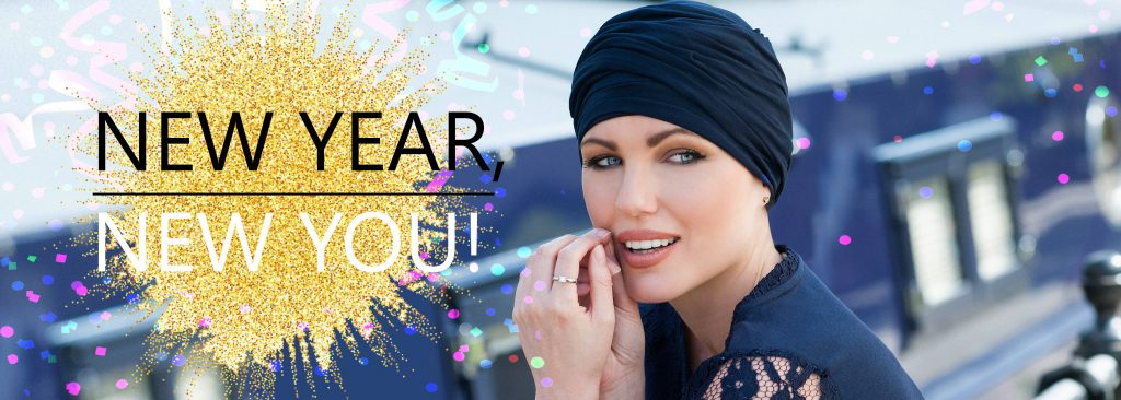 Masumi headwear new year banner