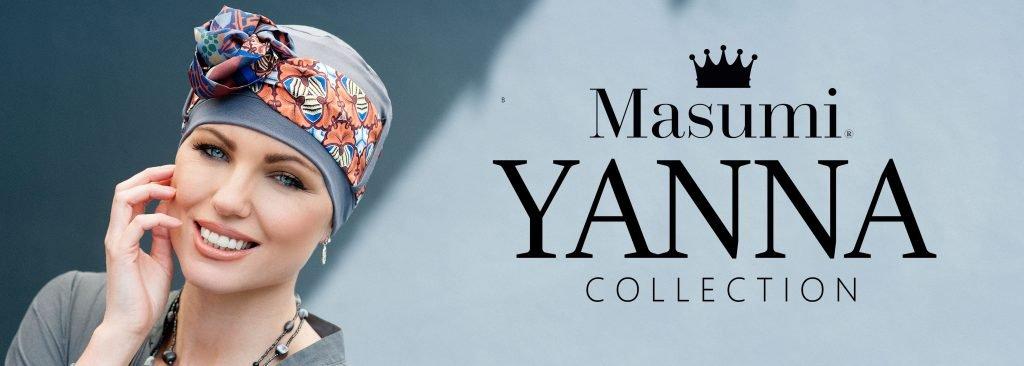 Masumi Headwear Yanna Banner