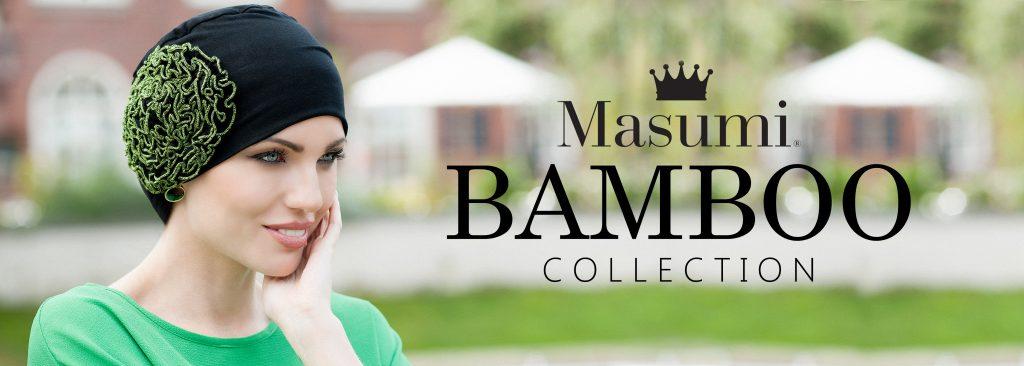 Masumi bamboo banner