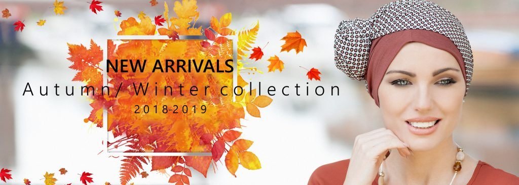 Banner for new Autumn Winter collection 2018 to 2019