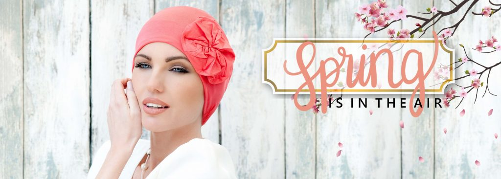 banner for new collection spring summer 2019 Masumi Headwear