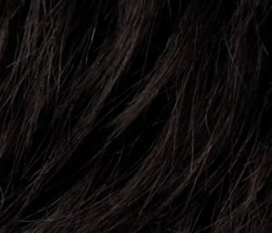 ebony black wig