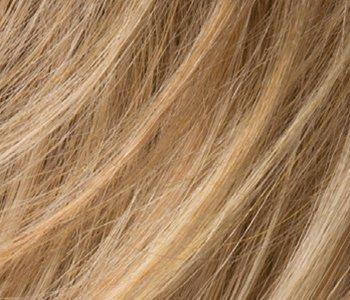caramel lighted wig