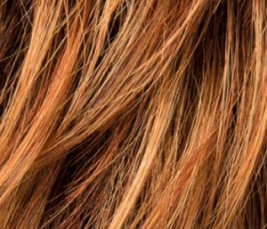 safran red wig